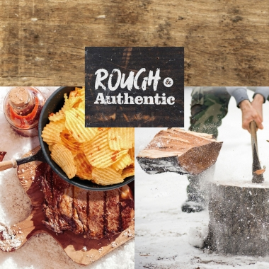 Kerstpakketten Rough en Authentic