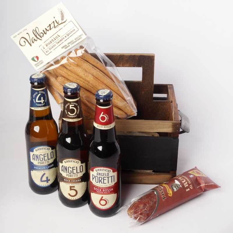 Italiaans Bierpakket
