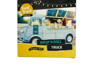 4835 Foodtruck Experience Wraps