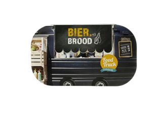4845 Foodtruck experience Bierbrood mix in bakblik